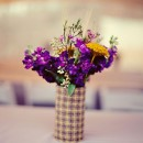 How to display centrepieces and flower arrangements?