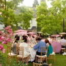 Parasols on your wedding day