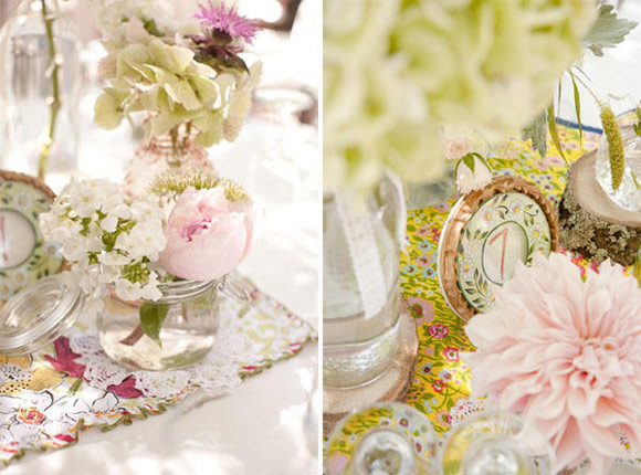 Spring Vintage Wedding Ideas: Ideas Muy Vintage Para Decorar Tu Boda