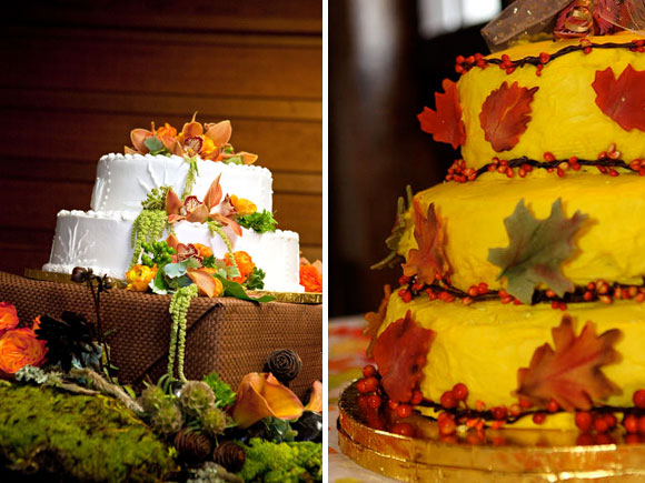 irish autumn wedding