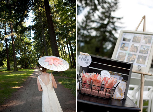 15 original ideas to decorate your wedding