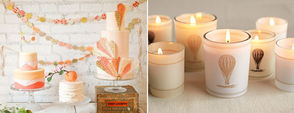 15 ideas para decorar una boda