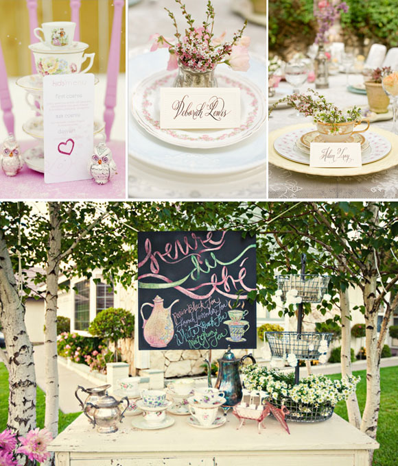 Bodas vintage - Decoracion vintage ideas ...