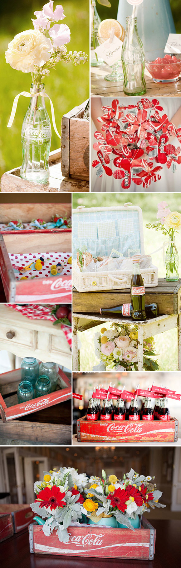 ideas-decoracion-bodas-botellas-coca-col
