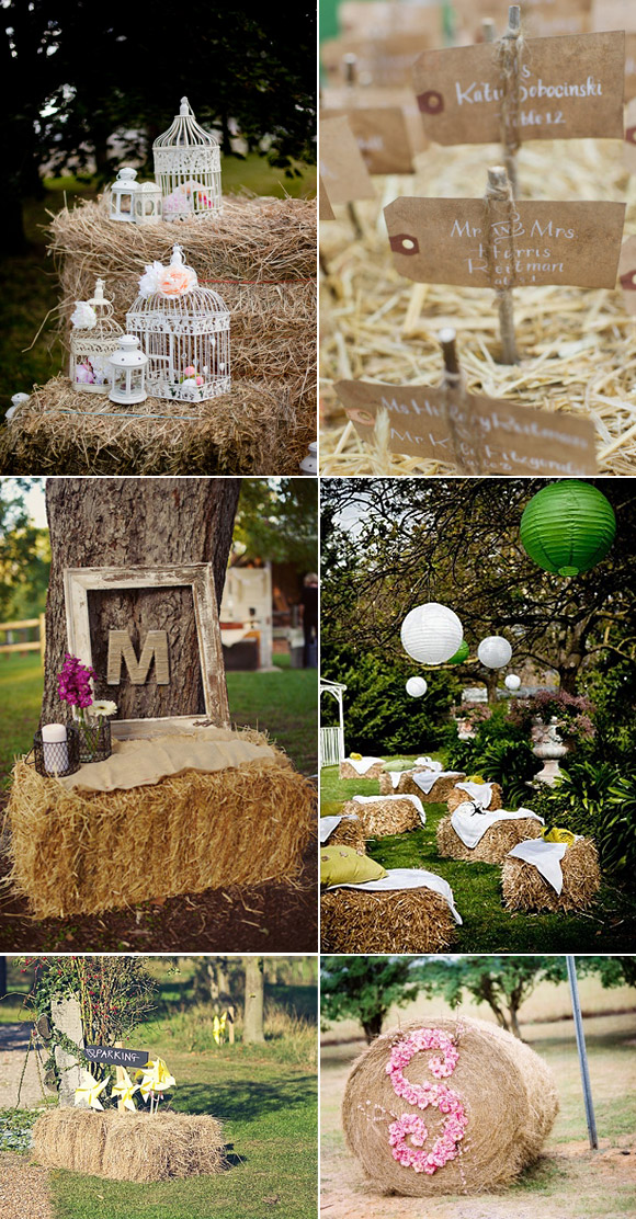 Decoraci n de bodas en el campo for Decoracion rustica para bodas