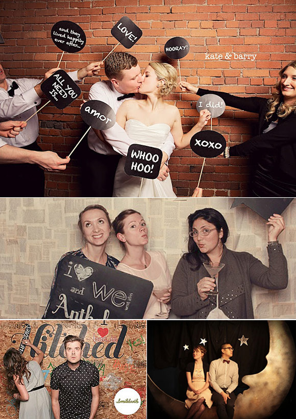 Un photobooth en tu boda
