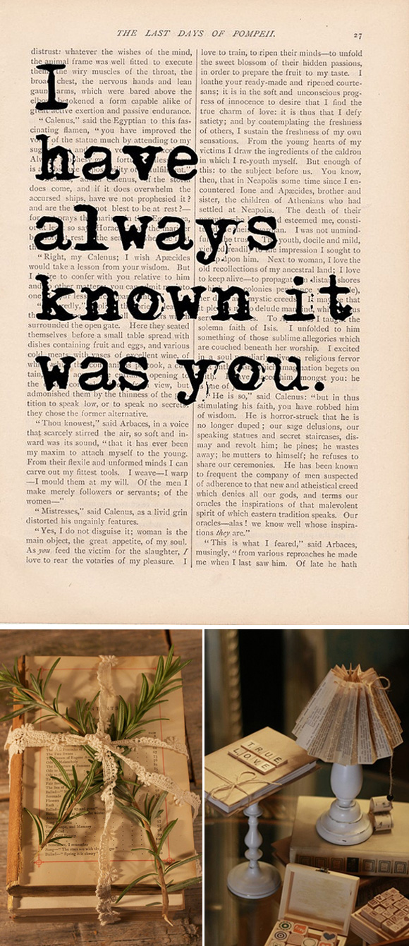 Decoraci n con libros for Decoracion con libros