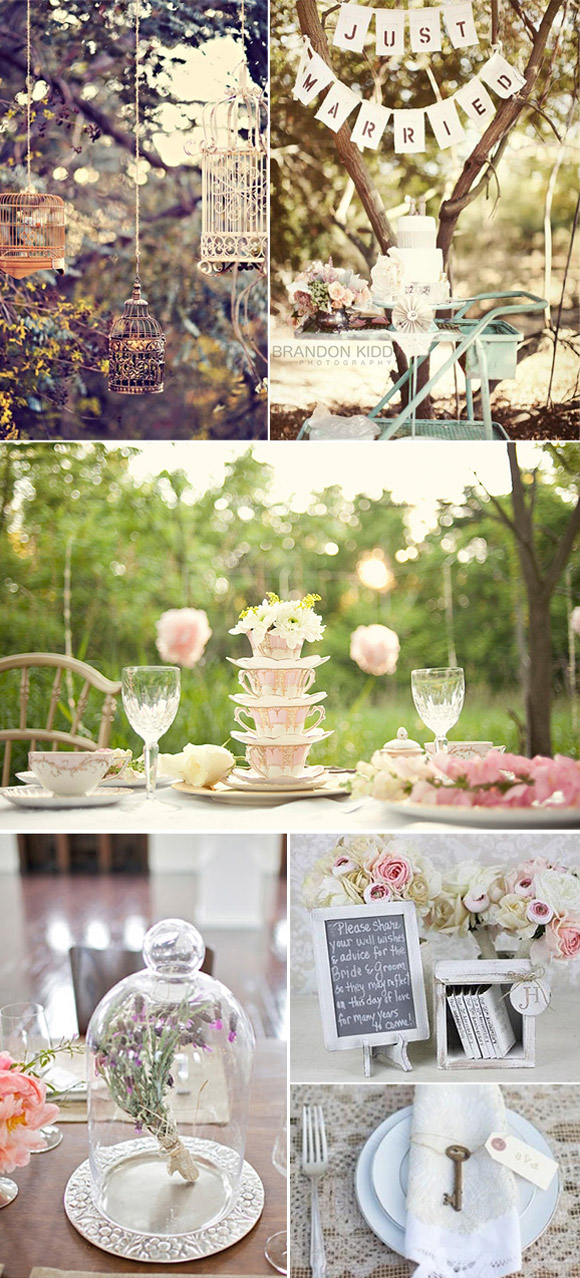 Vintage decoracion bodas - Decoracion vintage ideas ...