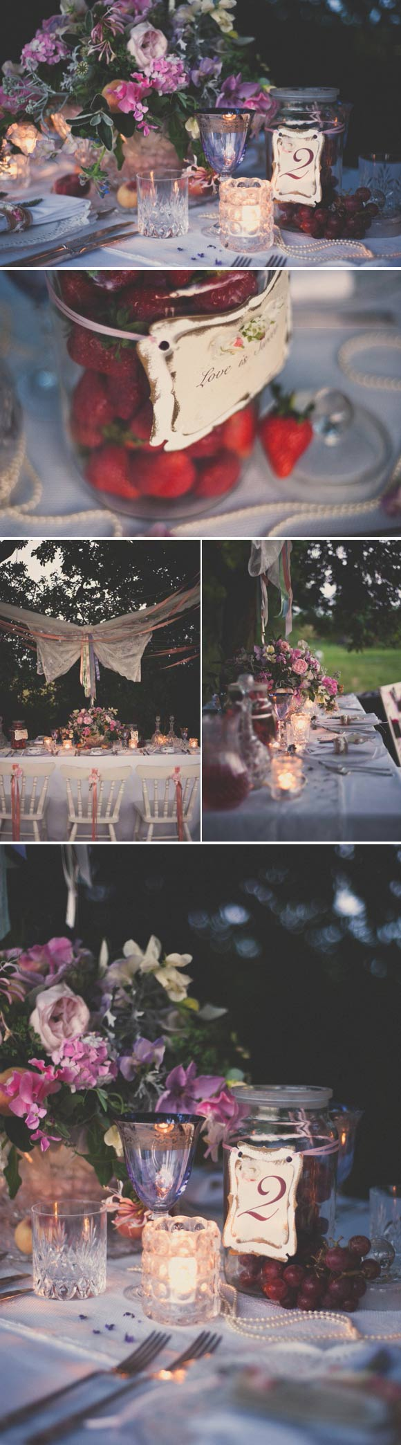 Bohemian Style Shoot Garden - Photos Laura Power