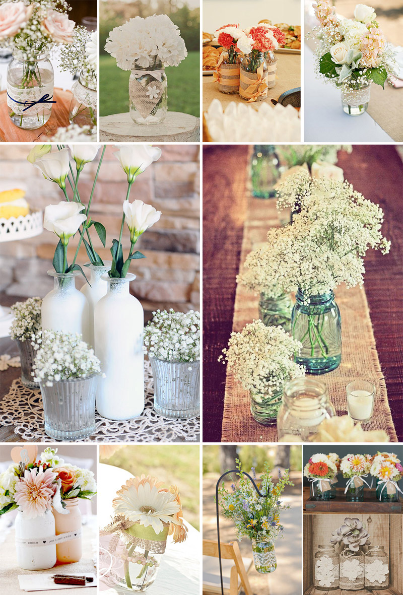 Deco con frascos for Como decorar