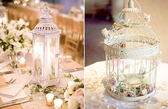 Ideas para decorar tu boda for Decoracion con jaulas