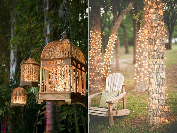10 ideas para decorar tu boda de cuento de hadas for Decoracion de bodas vintage