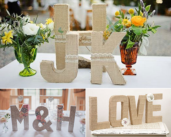 10 ideas para decorar tu boda con encaje - Adornos boda civil ...