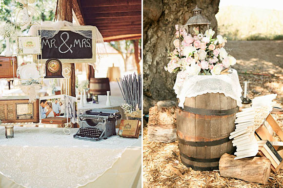 ideas para decorar bodas