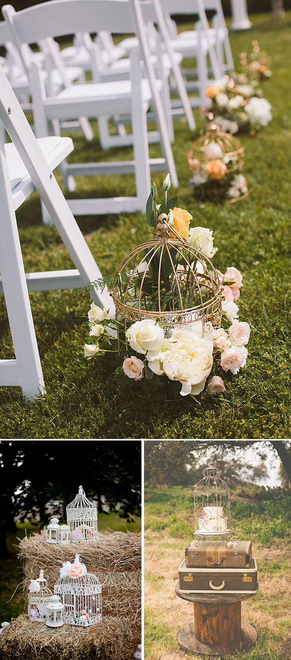 Bodas vintage for Decoracion vintage boda