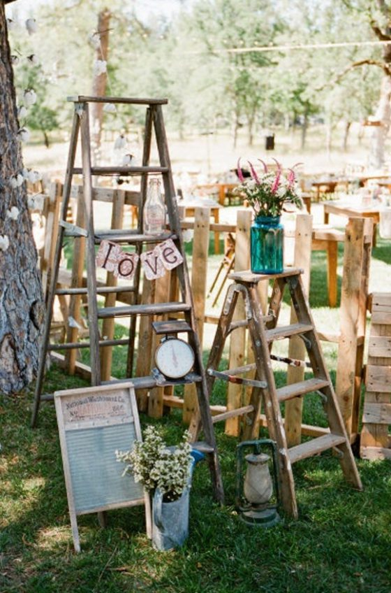 Decoraci n de bodas vintage for Ideas decoracion vintage