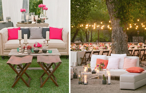 Ideas para decorar el rinc n chillout en bodas y eventos - Decoracion chill out ...