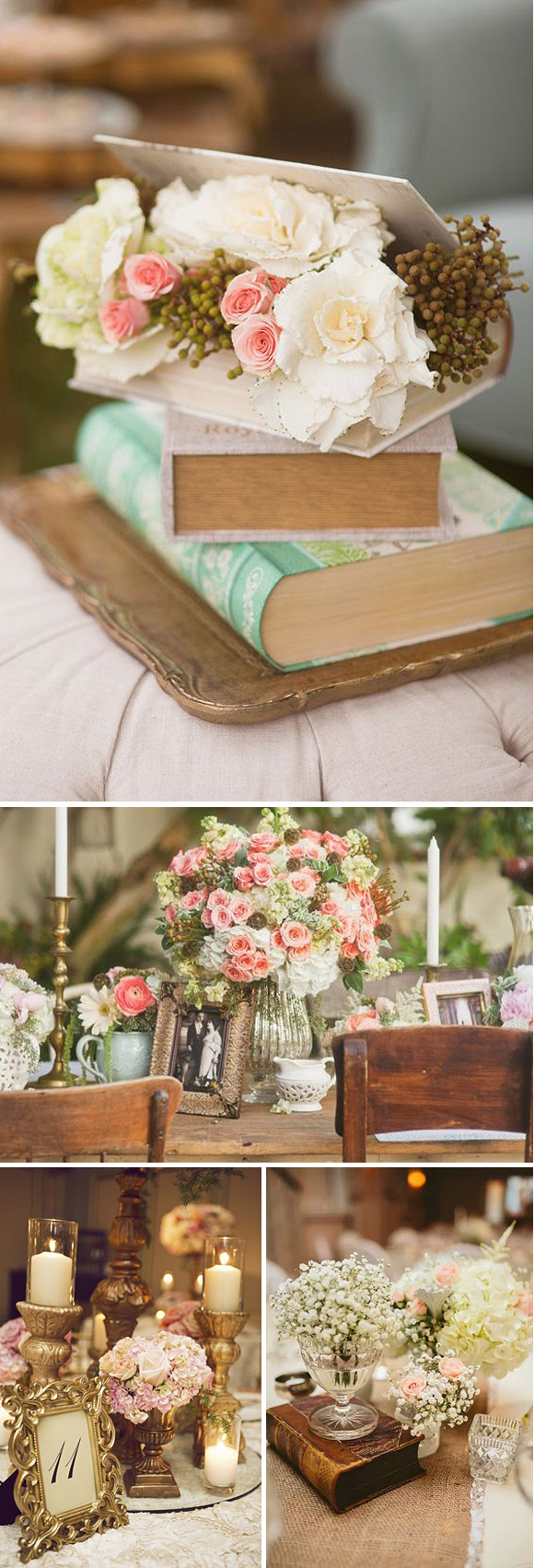 Ideas vintage para boda - Ideas vintage decoracion ...