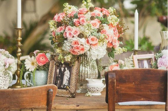 Bodas originales for Boda vintage