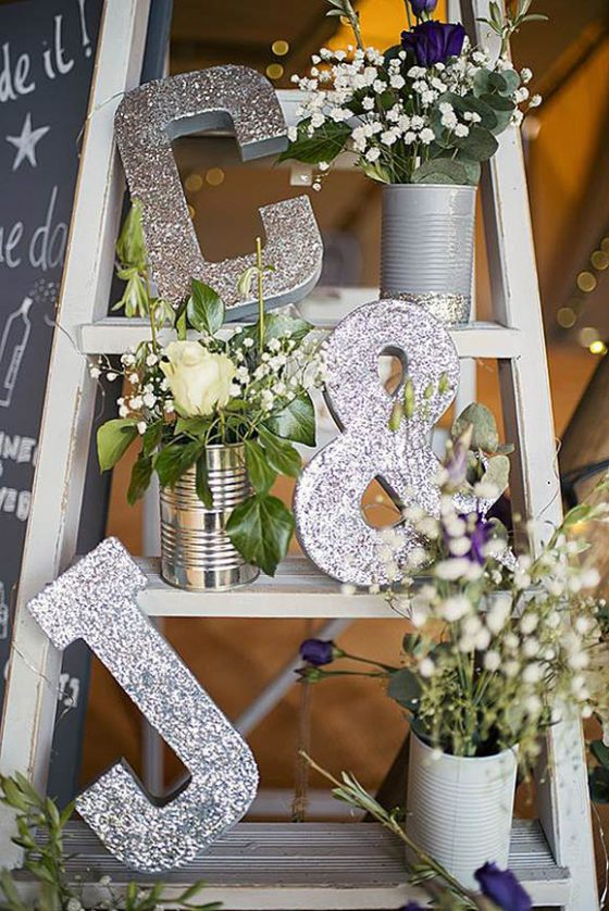 Diy de bodas ideas diy for Decoracion de bodas economicas
