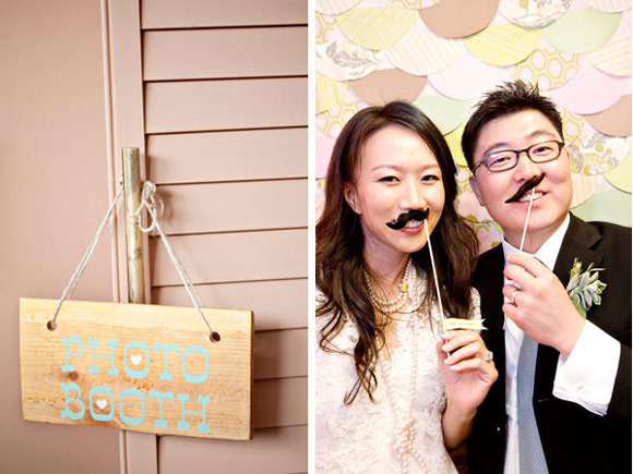 Photobooth : una idea divertida para la boda