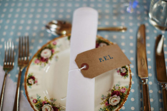 Ideas muy vintage para decorar tu boda