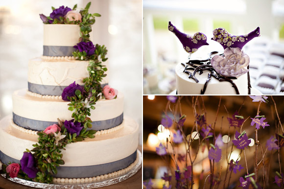 Lilac : a delicate and subtle colour for your wedding day