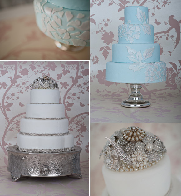 Tartas de boda originales : Sweet things by fi