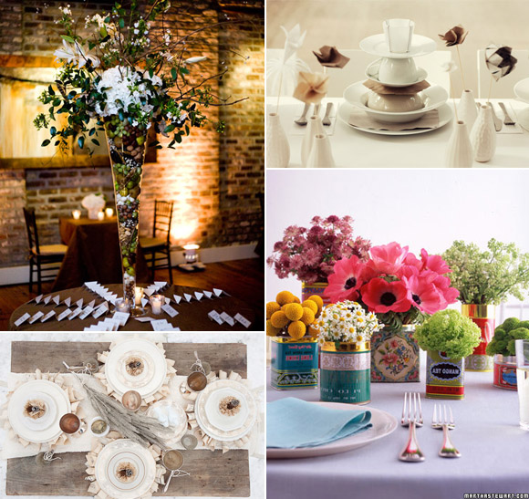 Ideas creativas para decorar tu boda