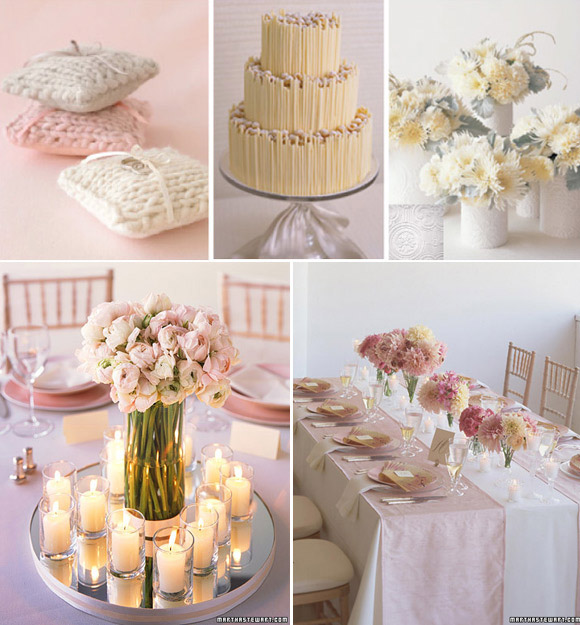 Ideas para una boda de color