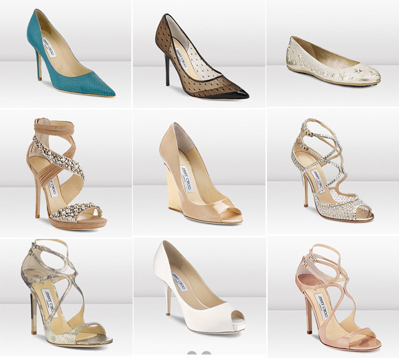 Zapatos de novia - Jimmy Choo