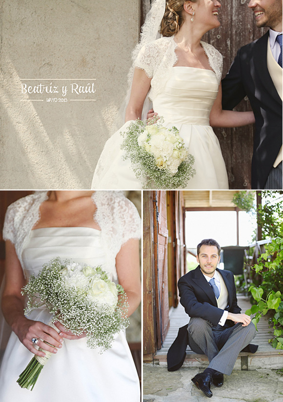 La boda de Beatriz y Raul fotografia kiss and chips