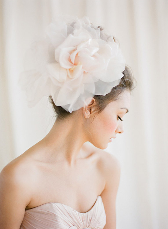 Novias en color rosa- tendencias bodas 2014