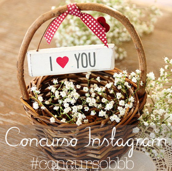 Concurso de Instagram Beautiful Blue Brides