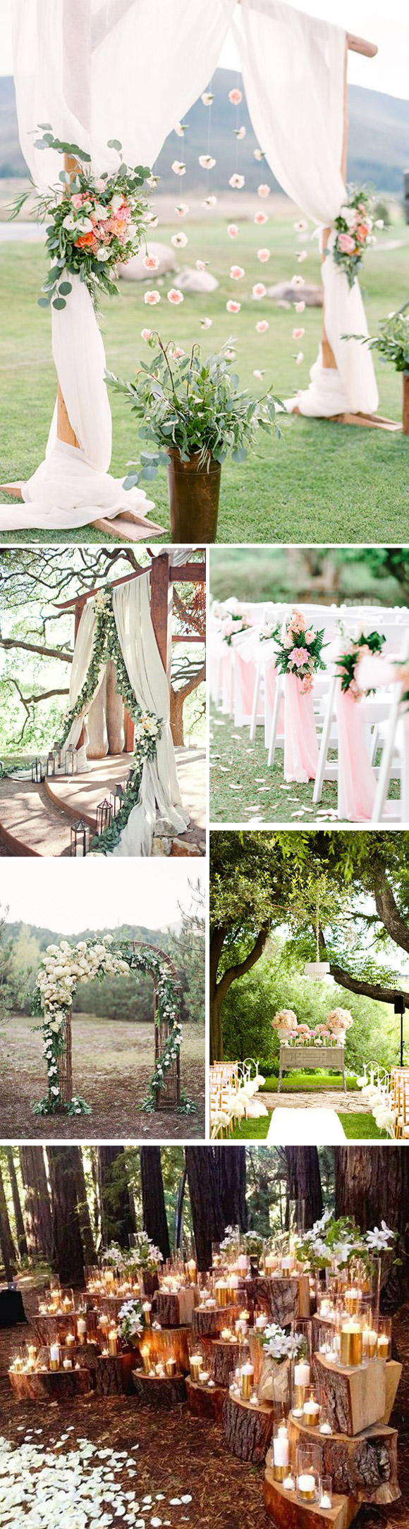 Ideas Para Decorar El Altar De Tu Boda
